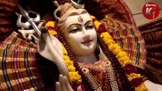 Om Namah Shivay II live  jhandewala mandir// Channel K // Krishna ji// Devotional singer