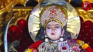Main Teh Meri Maa// live Jhandewala mandir// Channel K// Krishna ji Devotional & Bollywood Singer