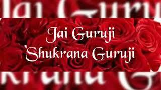 Main Balihari Satguru Tere. Live by Krishna ji. Channel k.