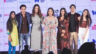 Bhumi Pednekar And Neeti Mohan At MTV New Drama Series Nishedh Launch