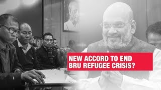 Will Bru-Reang refugee crisis end with the fresh agreement? | Economic Times