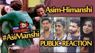 Bigg Boss 13 | Asim And Himanshi Par Kya Boli Janta | Public Reaction | BB 13 Latest Video