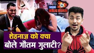 Bigg Boss 13 | Gautam Gulati Enters House And Meets Shehnaz; Here's What He Said | BB 13 Video