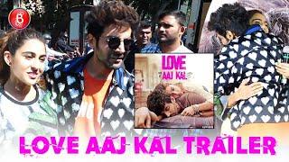 Love Aaj Kal Trailer: Kartik Aaryan & Sara Ali Khan Rock The Launch Event
