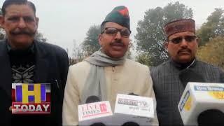 17 JAN N 8 B 2 बिलासपुर के 147 शहीदों के नामों की प्लेटें शहीद स्मारक पर लगाई गई
