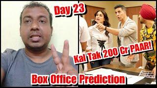 Good Newwz Box Office Prediction Day 23