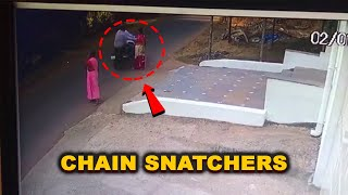 Chain Snatcher Nabbed By Mapusa Police