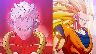 Dragon Ball Z Kakarot Glitch - Mira vs Goku Fight