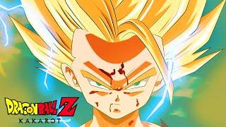 Gohan vs Freiza Force Fight at Planet Namek Dragon Ball Z Kakarot