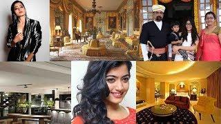 Rashmika Mandanna's Richest House Interior || Rashmika Mandanna House