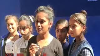 Jamkandorna | Taluka class art fair held at Sardar Patel Educational Complex | ABTAK MEDIA
