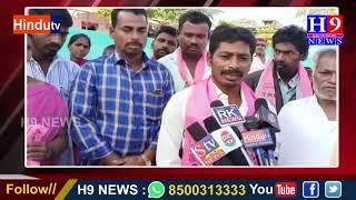మక్తల్ మున్సిపాలిటీ  5వ వార్డు లో TRS పార్టీ ప్రచారం