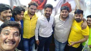 #Pawan Singh #Birthday में क्या बोला #Ritesh Pandey ने देखिये पूरा वीडियो #pawan singh birthday 2020