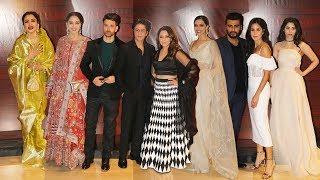 Javed Akhtar's 75th Birthday Celebrations | Shahrukh, Deepika, Hrithik, Katrina, Madhuri And More