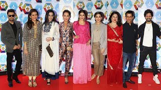 50th Foundation Day Celebration Of Jamnabai Narsee School |  Raveena Tandon, Sonali Bendre