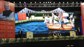 My speech at Celebrations of 150 Years of Kolkata Port Trust