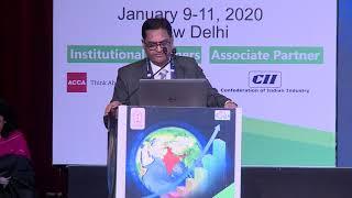 Inaugural Session, CMA Ashwin G Dalwadi, CCM, ICAI