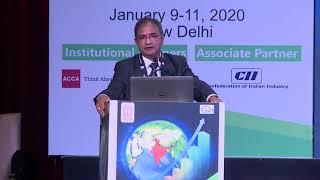Tech. Session-I, CMA A.S. Durga Prasad, Past President, ICAI