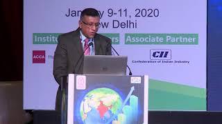 Technical Session III, CMA Kaushik Banerjee, Secretary, ICAI