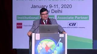 Technical Session IV, CMA A.K. Tiwari, Director (Finance), GAIL India Ltd.