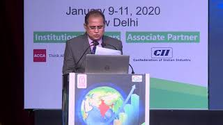 Technical Session IV, CMA Chittaranjan Chattopadhyay, CCM, ICAI