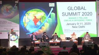 Valedictory Session, CMA Biswarup Basu, Vice President, ICAI