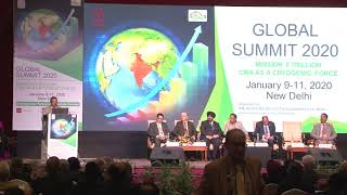 Inaugural Session, CMA Biswarup Basu, Vice-President, ICAI