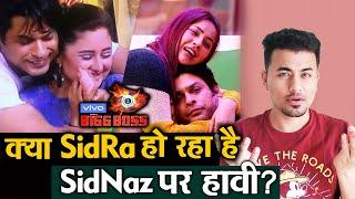 Bigg Boss 13 | SidRa Vs SidNaz | Sidharth Shukla | Rashmi | Shehnaz | BB 13 Video
