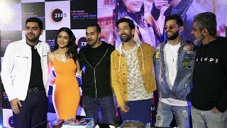 Nakuul Mehta & Anya Singh At The Special Screening Of ZEE5 Web Series 'Never Kiss Your Best Friend'