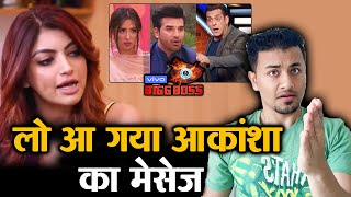 Bigg Boss 13 | Akansha Puri Reaction After Paras INSULTS Her And Salman BASHES Him | BB 13 Video