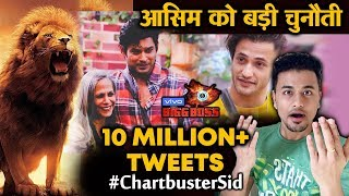 Bigg Boss 13 | Sidharth Shukla Fans CREATES History | 10M+ Tweets | BB 13 Video