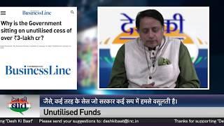 Desh Ki Baat | मोदी सरकार RBI को लुटने के काम में लगी है: शशि थरूर