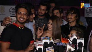 Full Video: Hasnain, Adnaan , Faiz Baloch, Saddu, Team 07 & Arishfa Khan - Diamond Ring Song Launch
