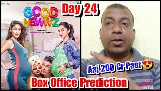 Good Newwz Box Office Prediction Day 24, Aaj 200 Cr Paar Hoga