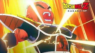 Frieza kills Krillin Scene - Dragon Ball Z Kakarot