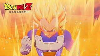 Super Saiyan Vegeta Kills Android 19 - Dragon Ball Z Kakarot