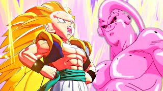 Gotenks vs Super Buu Boss Final Fight - Dragon Ball Z Kakarot