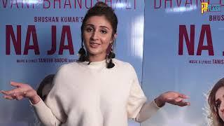 Dhwani Bhanushali - Full Exclusive Interview - Na Ja Tu Song