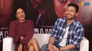 Hina Khan & Adhyayan Suman - Full Interview - Damaged 2 Web Series