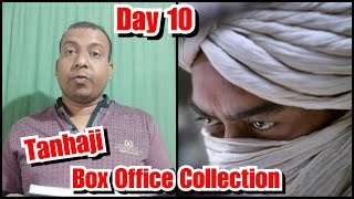 Tanhaji Box Office Collection Till Day 10