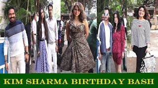 Kim Sharma Celebrate Her Birthday | Bollywood | News Remind