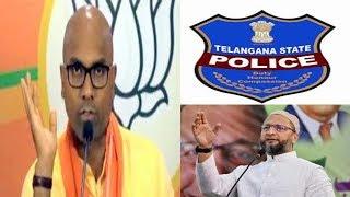 Nizambad MP - Kya Telangana Me Police Owaisi Ki Hain | @ SACH NEWS |