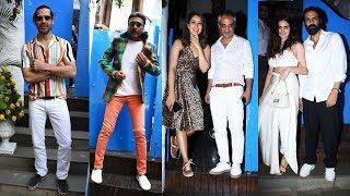 Kim Sharma Celebrate Her Birthday At Olive Bandra | Jackie Shroff, Arjun Rampal, Dino Morea