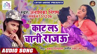 काट ल चानी रजऊ | Anamika Nigam | Kat La Chani Rajau | New Bhojpuri Hit song 2020