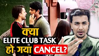Bigg Boss 13 | Elite Club Task CANCELLED Due To Sidharth And Asim Fight? | NOT Confirmed | BB 13