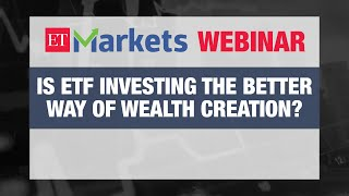 Is ETF investing the better way of wealth creation?