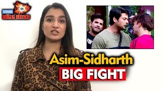 Exclusive: Shefali Bagga Reaction On Asim Riaz And Sidharth BIG FIGHT | Bigg Boss 13