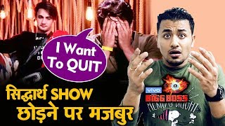 Bigg Boss 13   Sidharth Shukla ANGRY On Asim And Wants To QUIT The Show   BB 13 Episode Preview