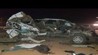 Rajasthan accident News चुरू में ट्रक और फॉर्च्यूनर की भिड़ंत, 7 लोगों की मौत