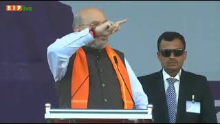These refugees faced extreme atrocities and were forced to come to India: Shri Amit Shah, Hubli